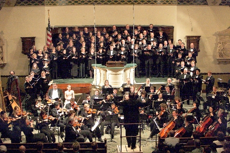 Tenth Church Choir/Tenth Chamber Players