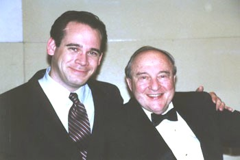 Paul Jones and Menahem Pressler